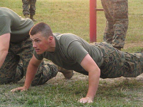 push_ups_in_army