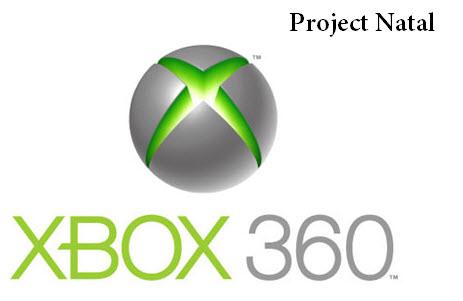 project-natal-x-box-360