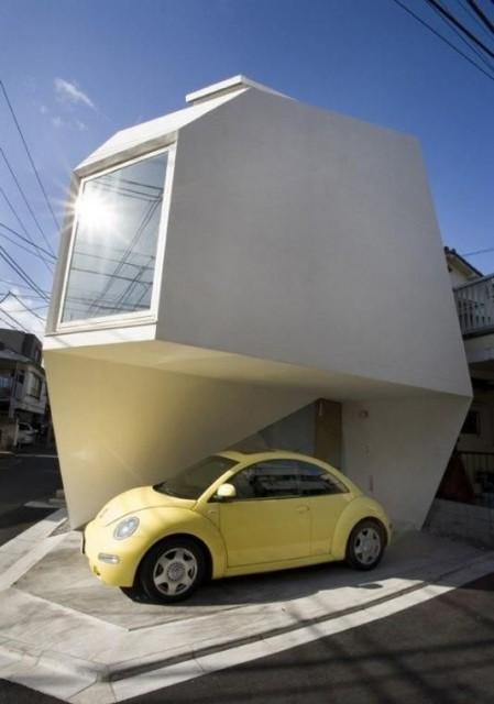 tokyo-strange-shaped-house-design-2