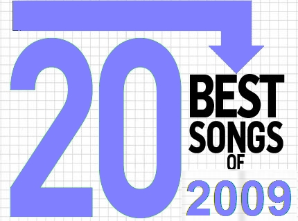 top-20-songs-of-2009-hits