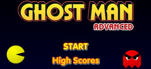 ghost-man-flash-game-pac-man