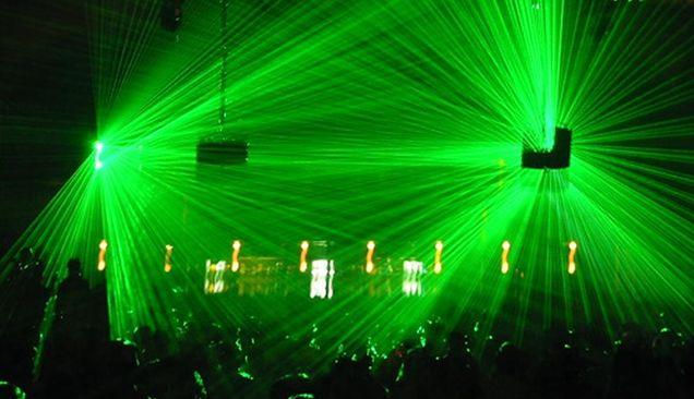 dance-club-green-laser