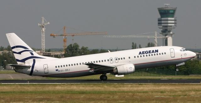 Aegean_Airlines_Boeing_737-400