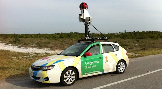 Street-View-vehicle-Google