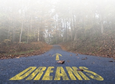 Dream-Road-follow