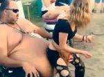 Οι επιτυχίες ενός άντρα με κοιλίτσα!! (Video)