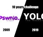 10 χρόνια μετά, το Pswnio.gr παίρνει ξανά ζωή και γίνεται Yolo.gr