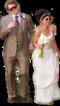 Η πιο εντυπωσιακή είσοδος γάμου