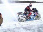 Μηχανάρα που δεν μασάει ακόμα και στο πάγο