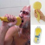 Τραγουδάς στο μπάνιο..πάρε και μικρόφωνο