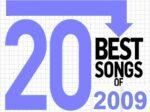 Top 20 Dance House ξένα κομμάτια του 2009, Ελλάδα