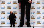 Ο πιο ψηλός και ο πιο κοντός άνθρωπος στο κόσμο