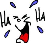 Παρουσιαστής σκάει στα γέλια!