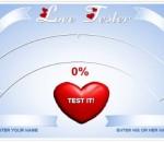 Love Tester – τεστ αγάπης (just for fun)